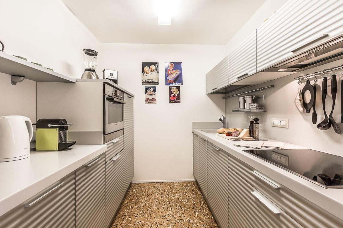 kitchen of the Leonina