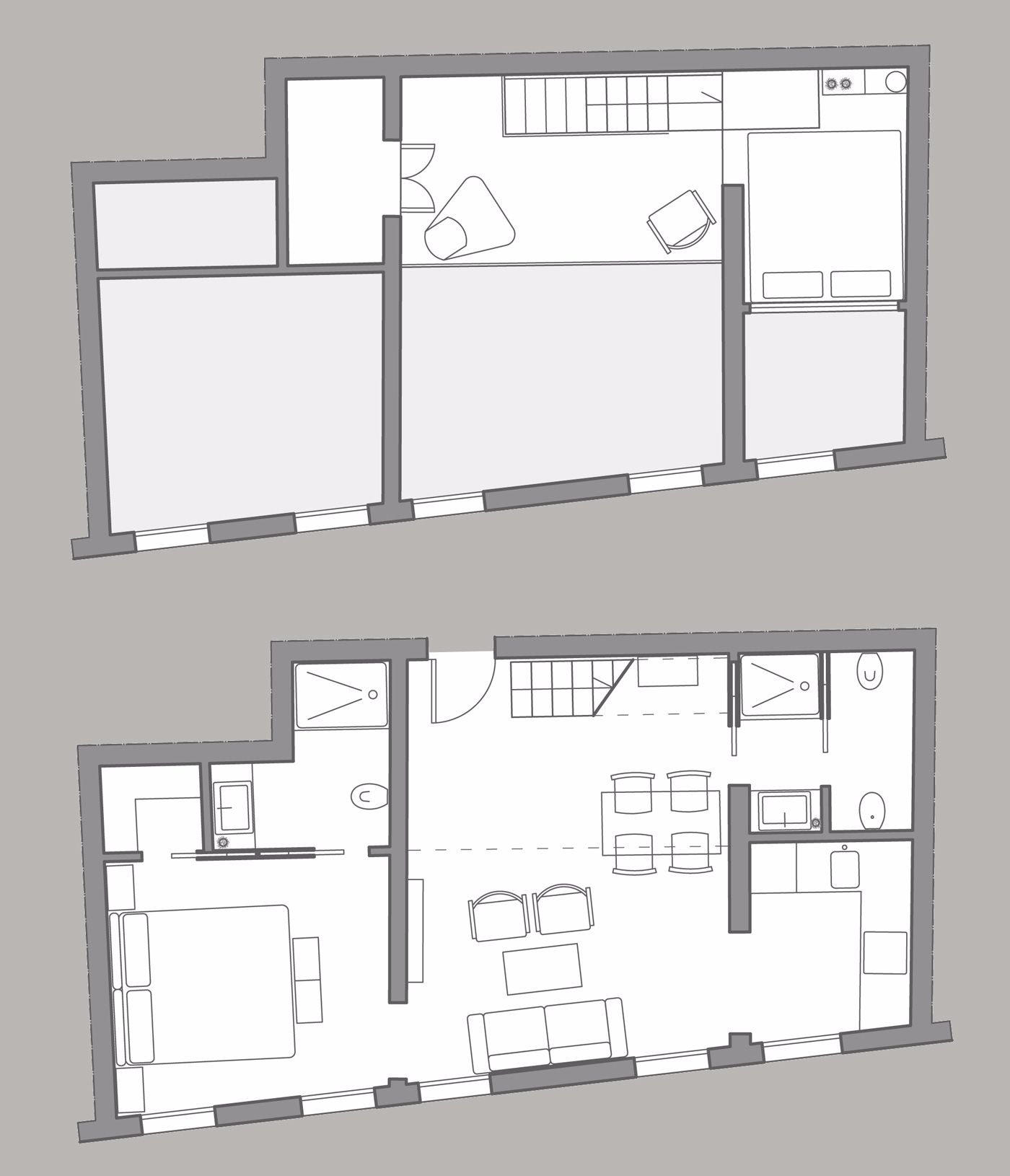 Bernini floor plan