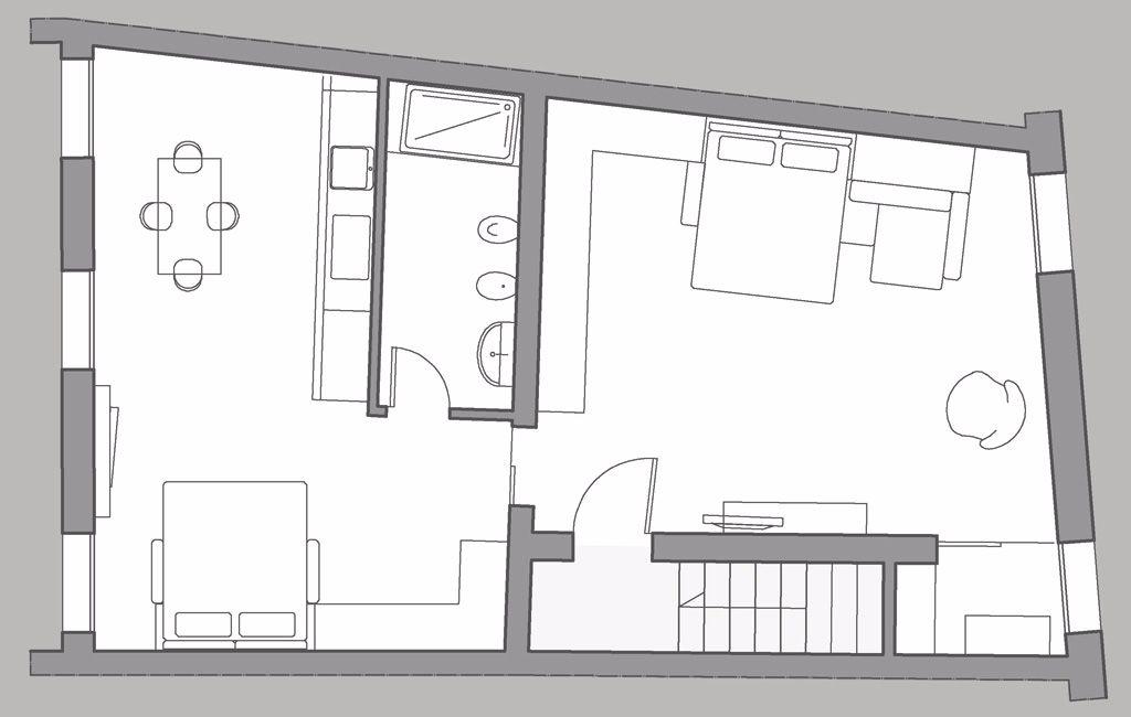 Miracoli floor plan