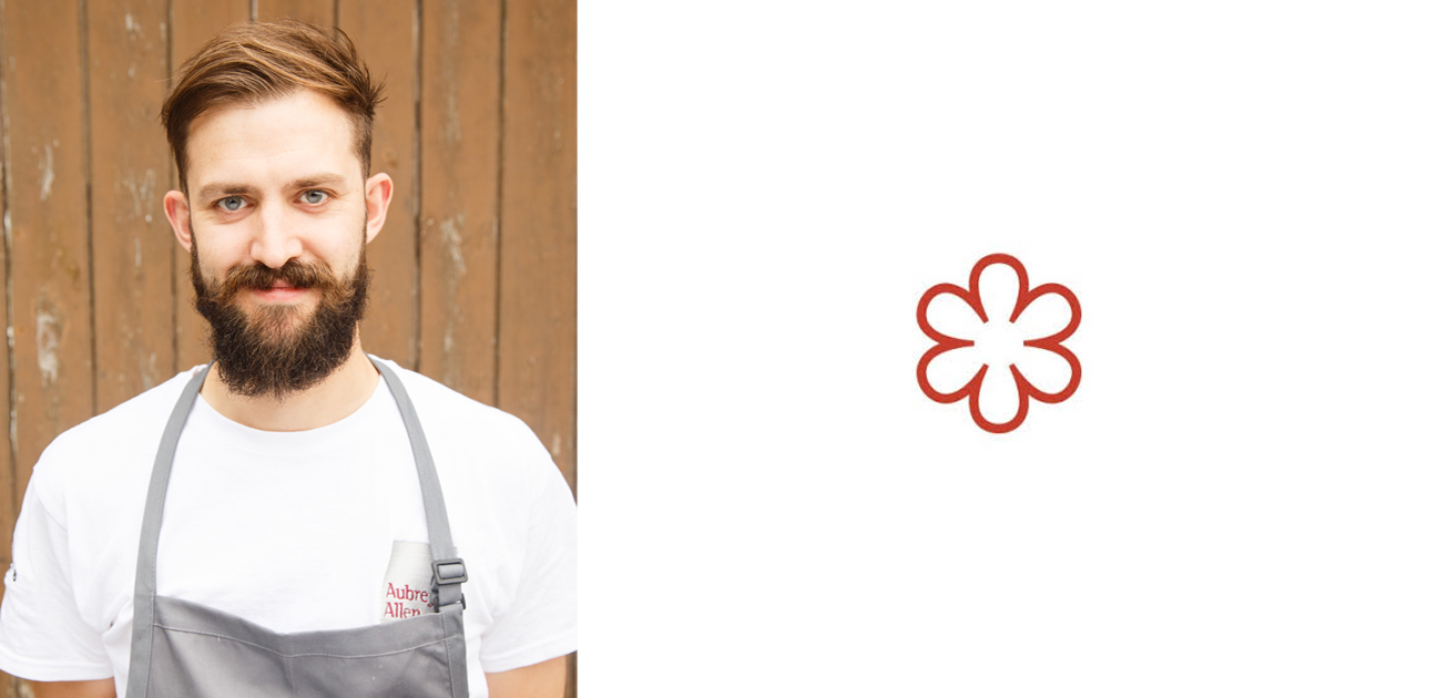 1 Michelin Star Chefs: Brad Carter, chef owner, Carters of Moseley