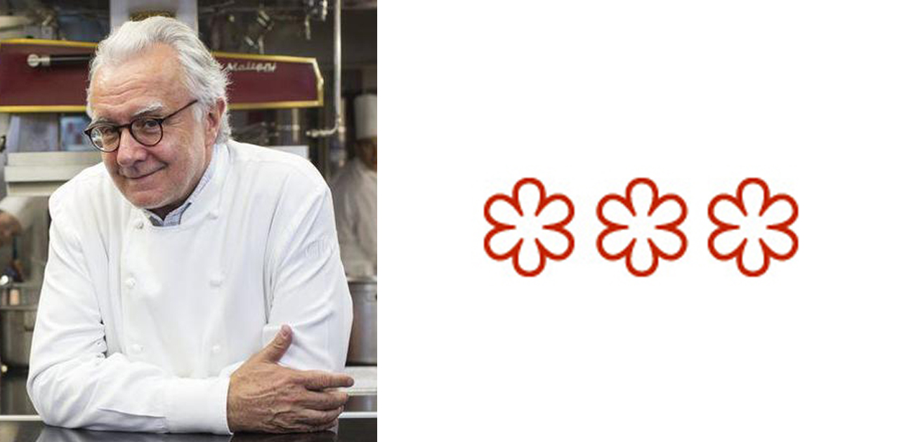 3 Michelin Star Chefs: Alain Ducasse, Alain Ducasse at The Dorchester