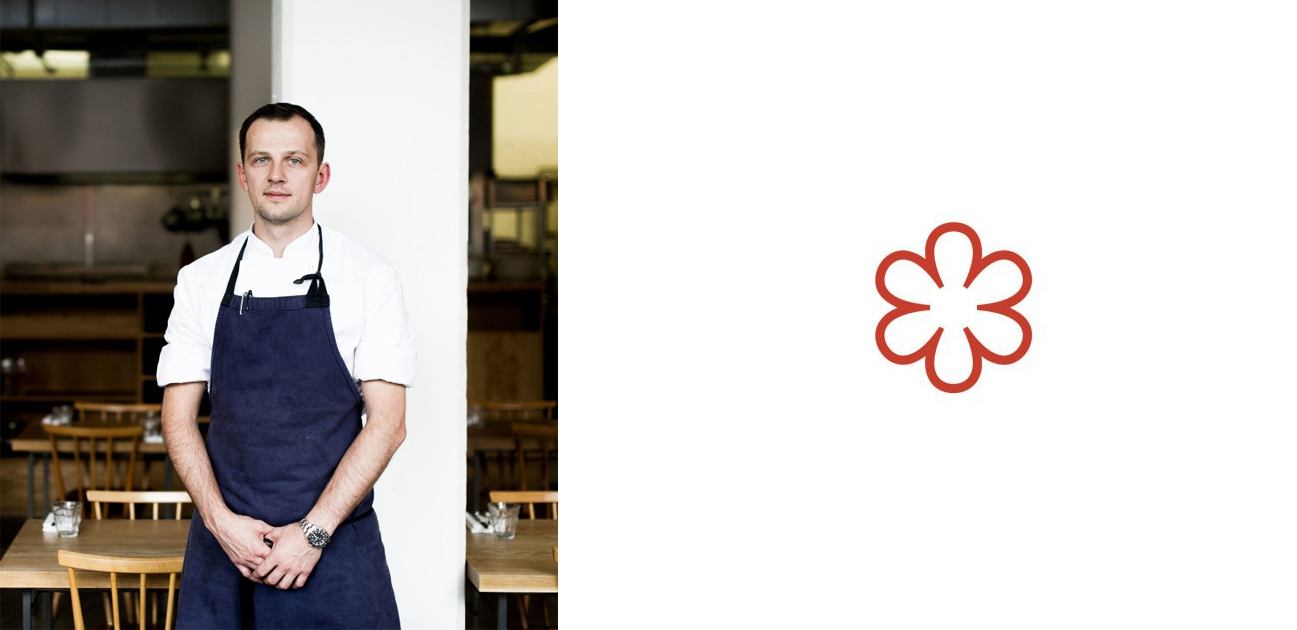 1 Michelin Star Chefs: James Lowe, head chef, Lyle's