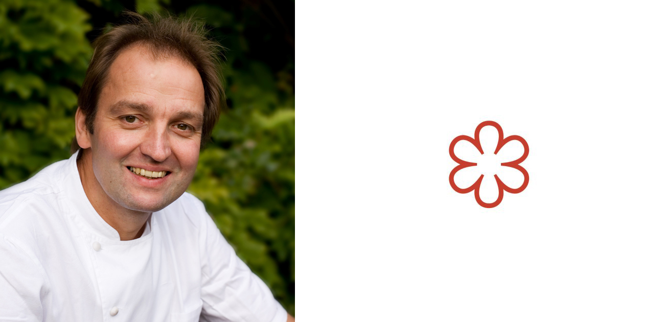 1 Michelin Star Chefs: Galton Blackiston, chef patron, Morston Hall