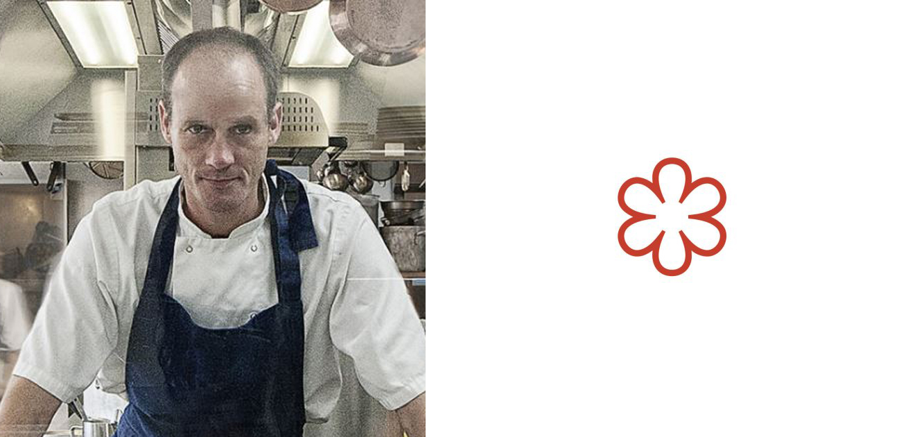 1 Michelin Star Chefs: Mike North, chef patron, The Nut Tree