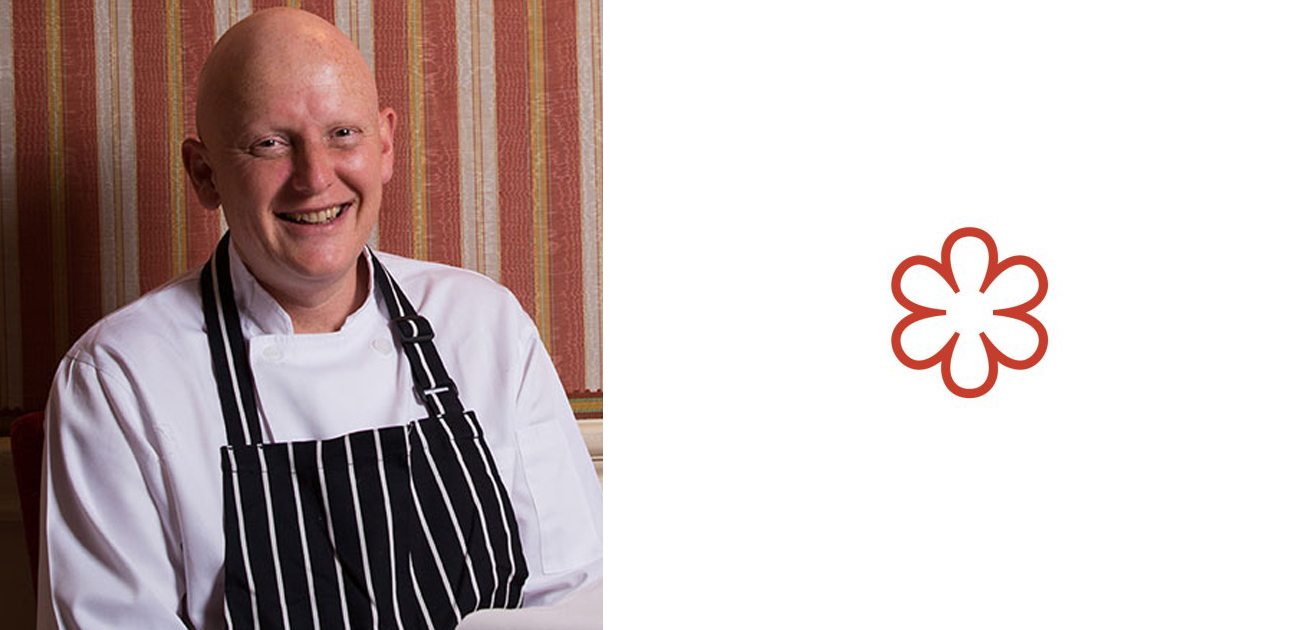 1 Michelin Star Chefs: Aaron Patterson, head chef and partner, Hambleton Hall