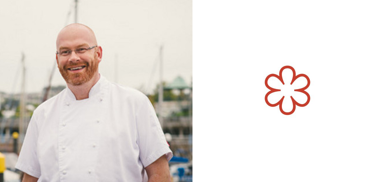 1 Michelin Star Chefs: Simon Hulstone, chef patron, The Elephant