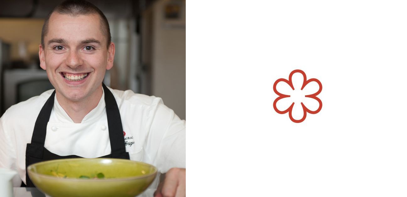 1 Michelin Star Chefs: Brian Grigor, head chef, Number One at the Balmoral