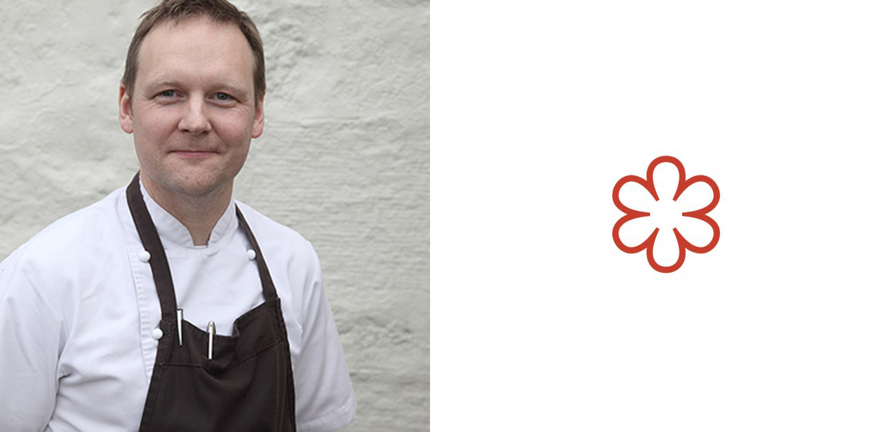 1 Michelin Star Chefs: Geoffrey Smeddle, chef patron, The Peat Inn