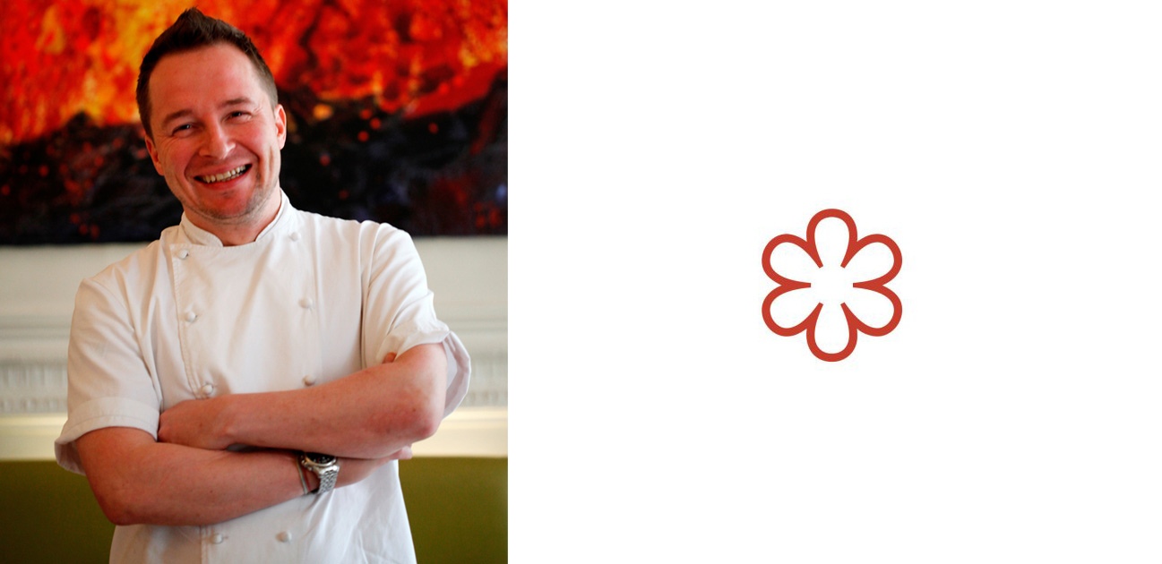 1 Michelin Star Chefs: Agnar Sverrisson, chef owner, Texture