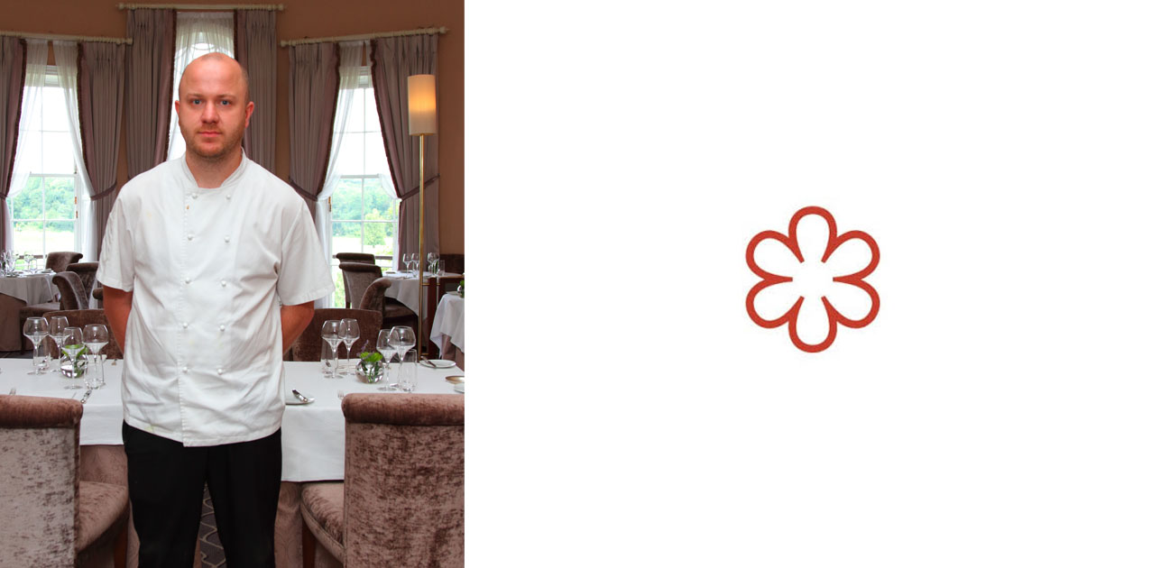 1 Michelin Star Chefs: John Kelly, head chef, The Lady Helen at Mount Juliet