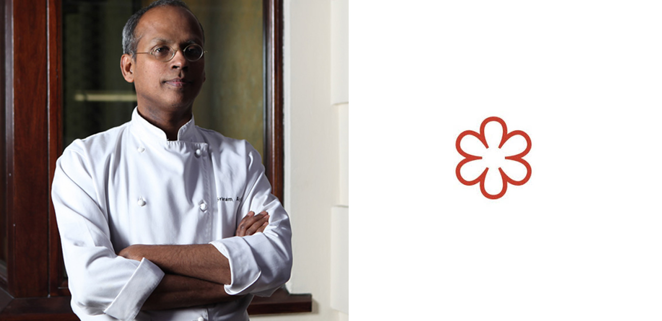 1 Michelin Star Chefs: Sriram Aylur, head chef, Quilon