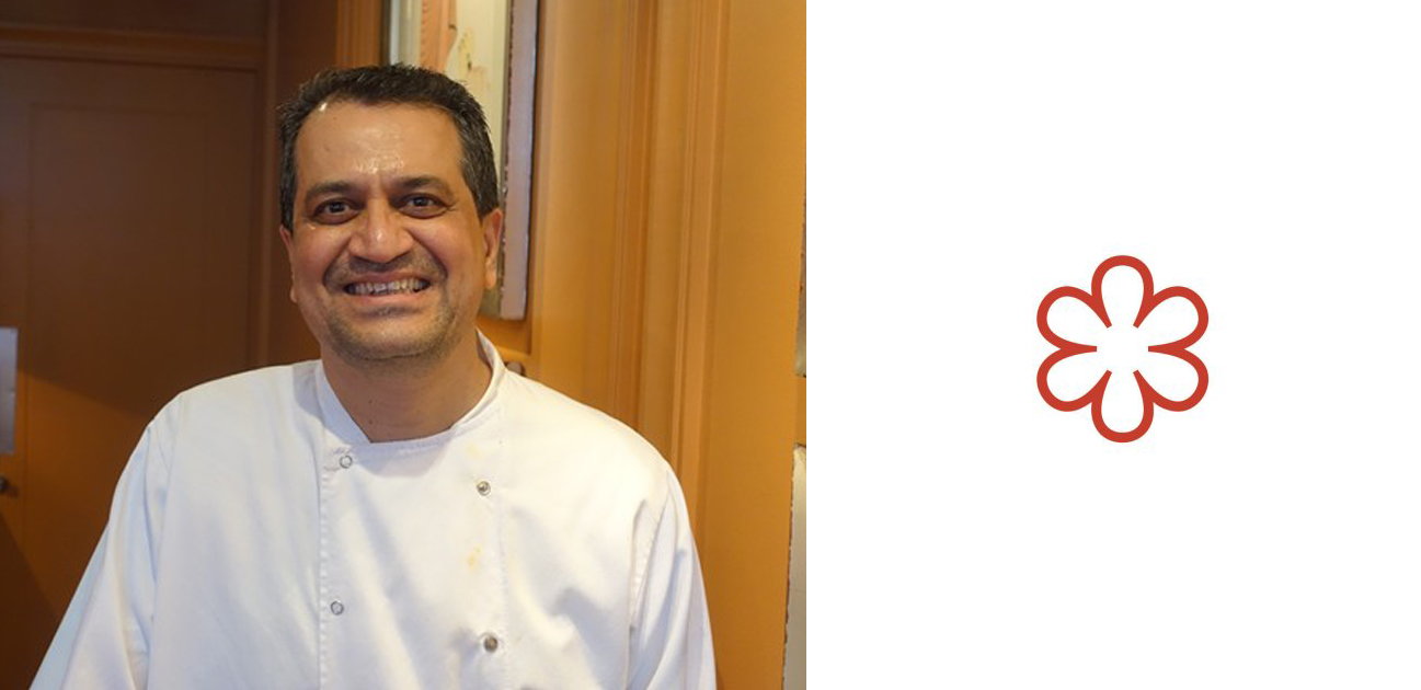 1 Michelin Star Chefs: Uday Salunkhe, executive chef, Veeraswamy