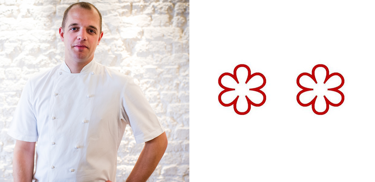 2 Michelin Star Chefs: James Knappett, chef patron, Kitchen Table at Bubbledogs