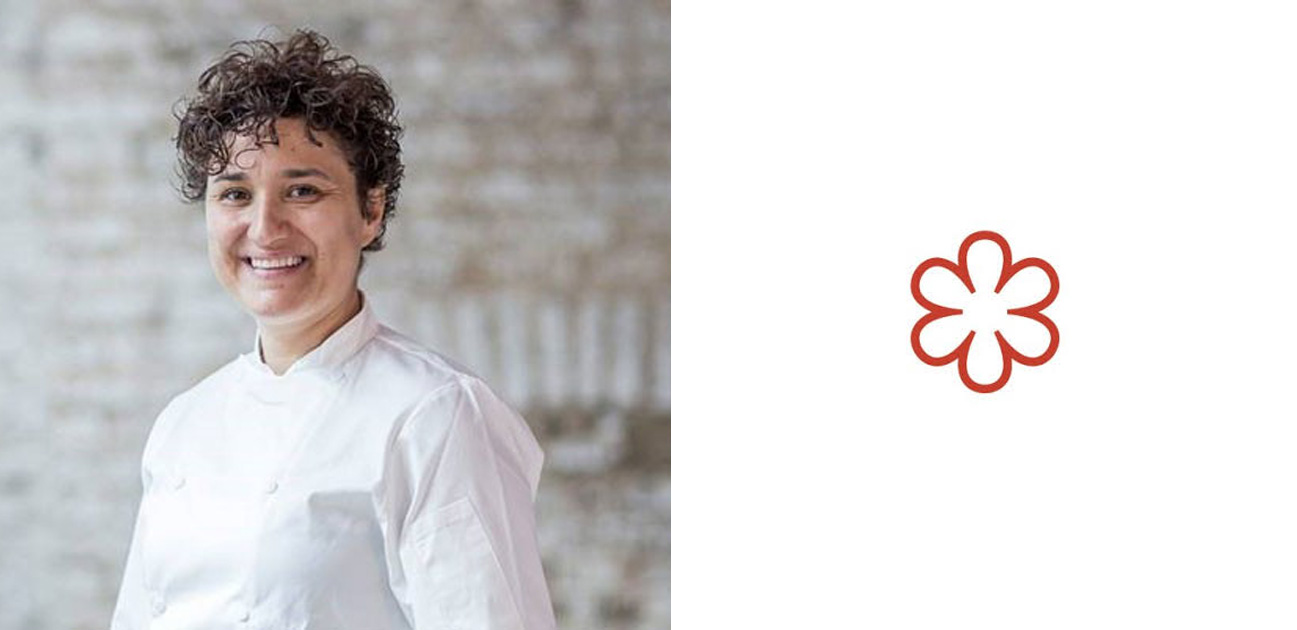 1 Michelin Star Chefs: Nieves Barragán Mohacho, chef director, Sabor