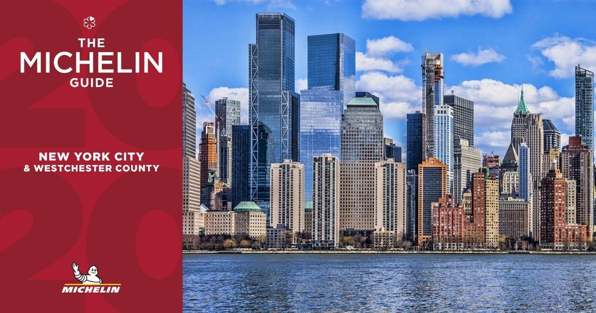 Risultati immagini per guida michelin new york 2020
