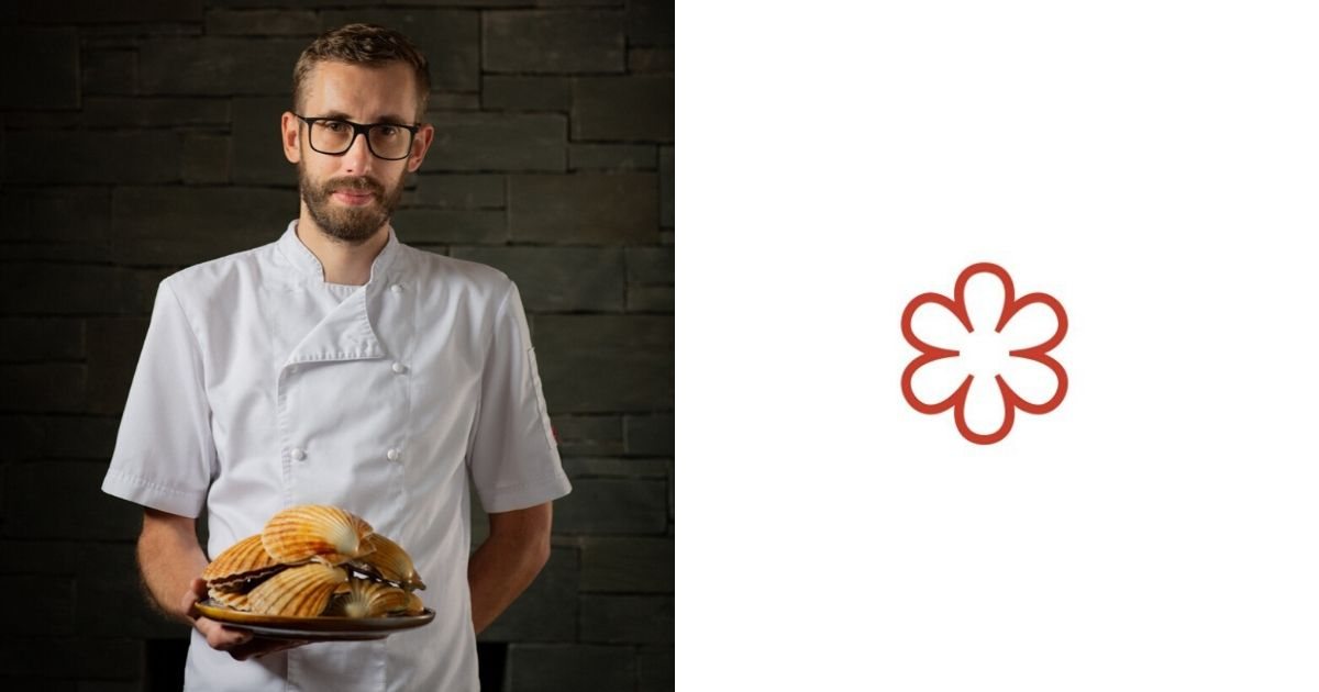 1 Michelin Star Chefs: Ben Wilkinson, head chef, The Cottage in the Wood
