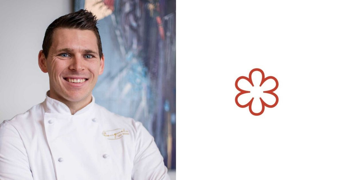 1 Michelin Star Chefs: Jean Delport, head chef, Restaurant Interlude