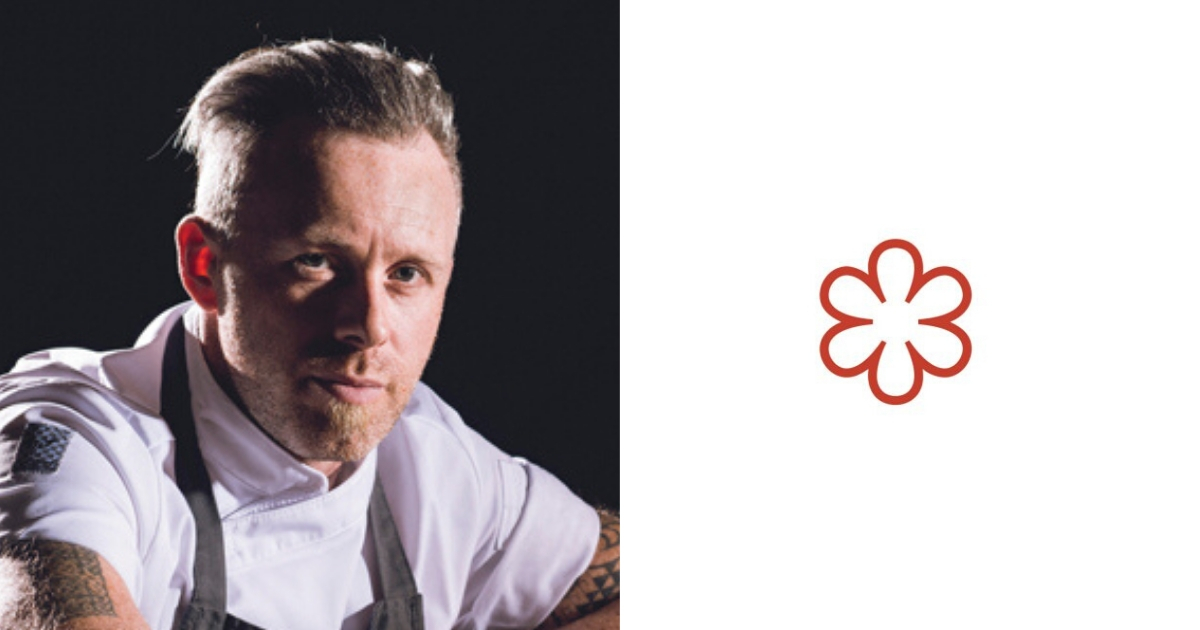 1 Michelin Star Chefs: Gareth McCaughey, chef owner, The Muddlers Club
