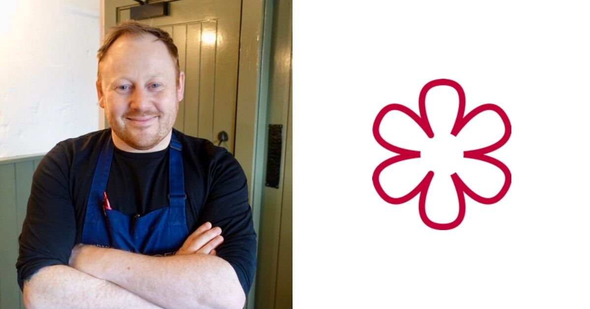 1 Michelin Star Chefs: Kenny Atkinson, chef proprietor, House of Tides
