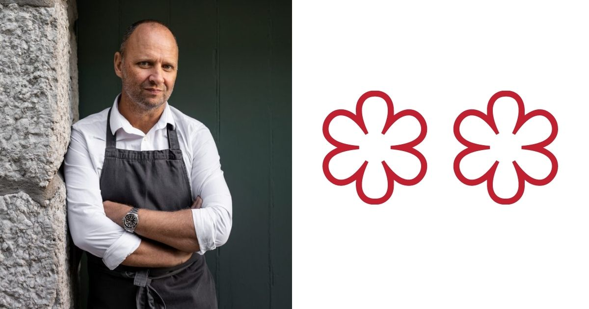 2 Michelin Star Chefs: Simon Rogan, L'Enclume