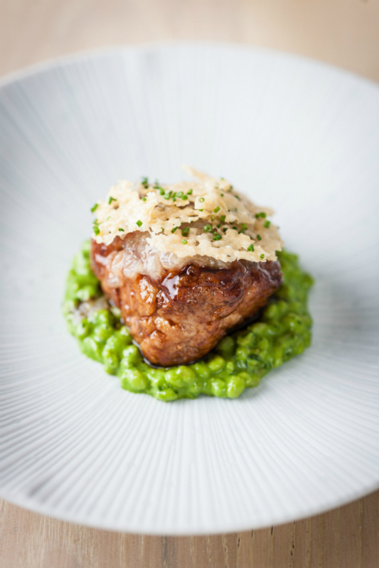 Veal Sweetbreads Paul Ainsworth David Griffen Photography