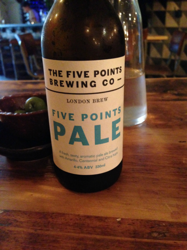 five point pale ale