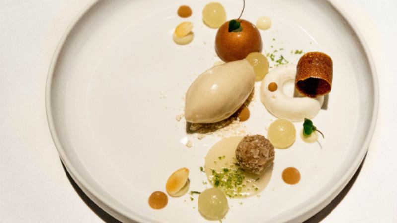 Pear - Toffee - Spruce - Almond