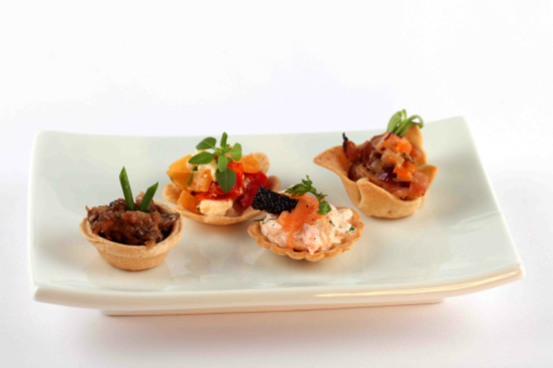 Canapes Assorted