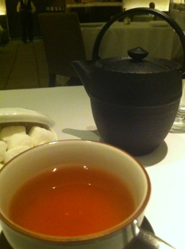 earl grey tea, chinese service