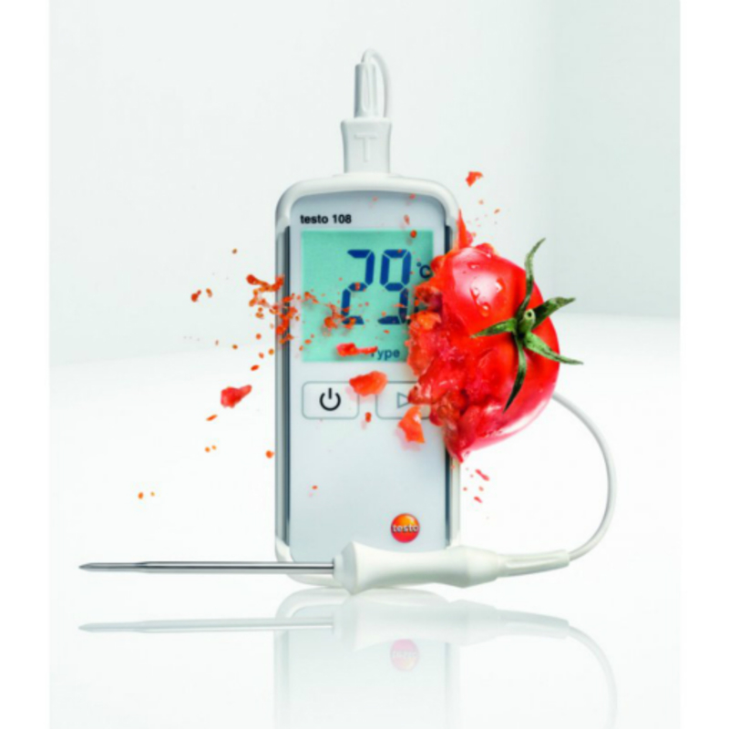 Testo 108 Waterproof Thermometer