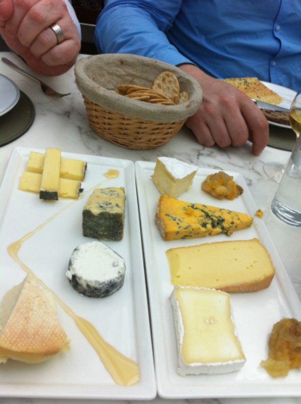 our cheese selections