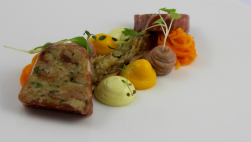 Rabbit Terrine 2