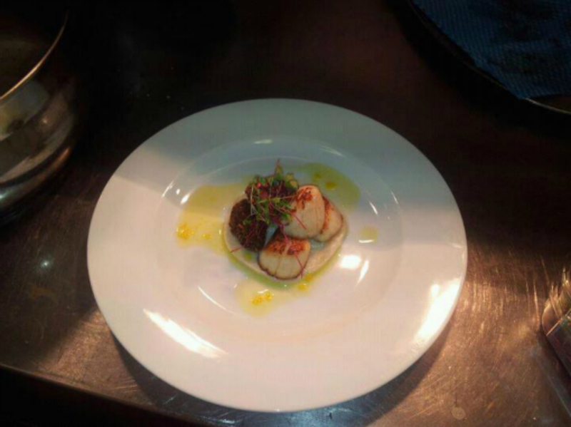 Work Scallop Dish Revised