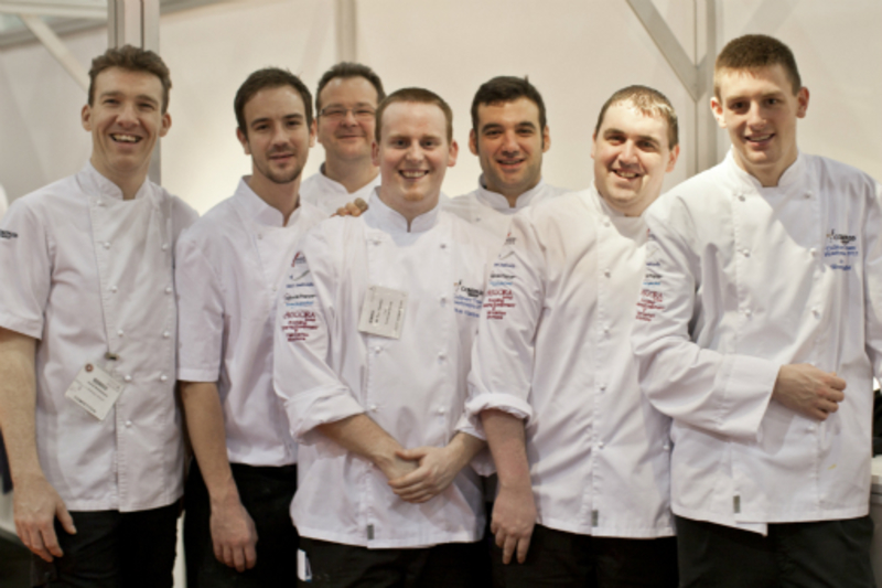 M&S culinary team (compass chefs)