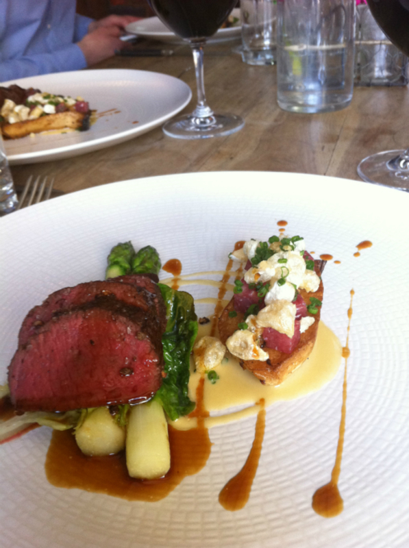 cotswold venison, ox tongue
