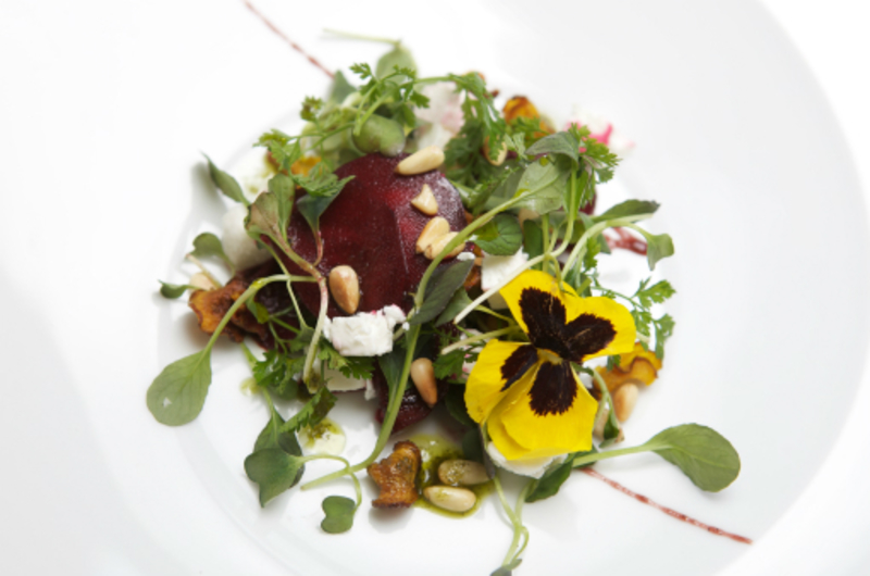 Caw Flowers Beetroot Feta