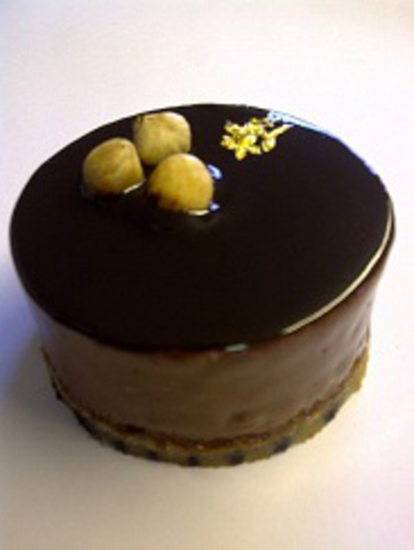 Hazelnut Mousse 2