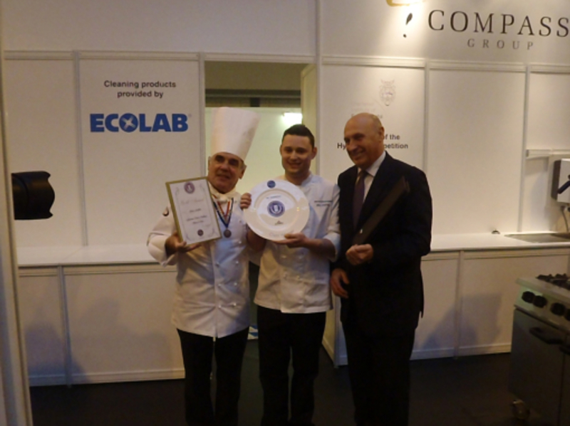 Salon Culinaire at Hospitality 2011