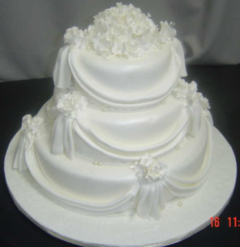 Wedding Stack 2 3 Tier Ribbon