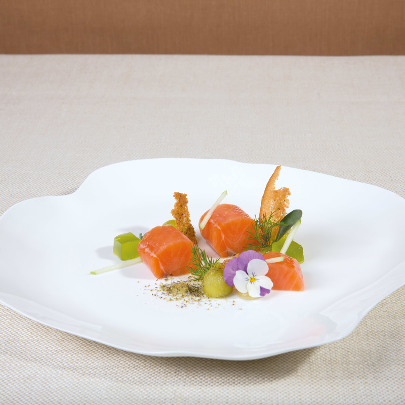 Union Smoked Salmon by Karl Goward
