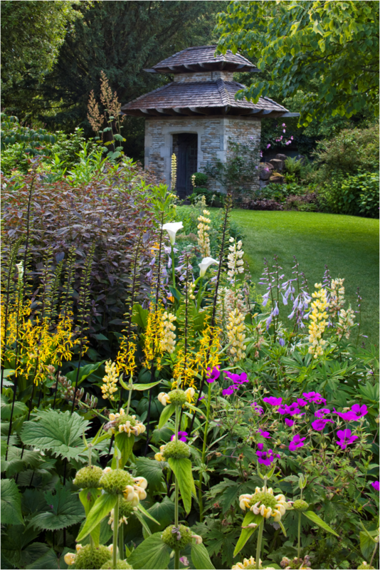 Tour the organic gardens at Highgrove with Hospitality Action