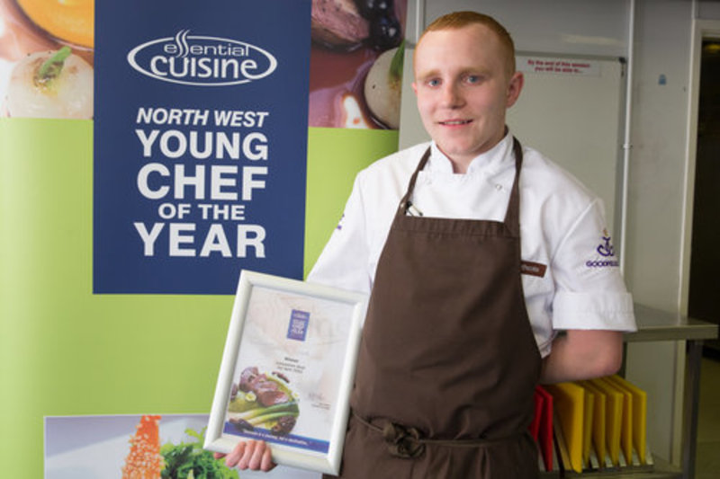Lancashire Young Chef of the Year 2014 is Crowned