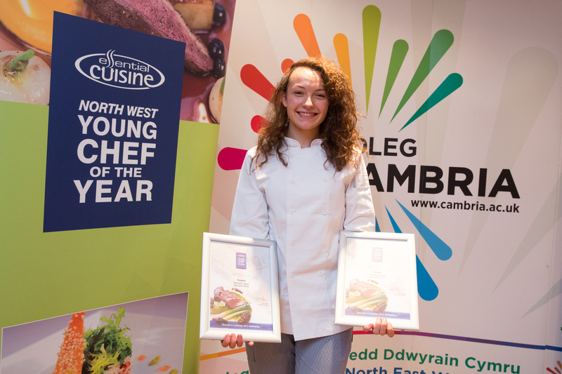 First time Flintshire Young Chef of the Year 2014 is crowned