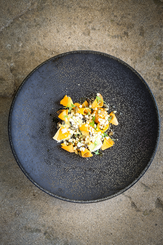 Cotehill blue, apricot & pumpkin seed recipe by Matt Gillan