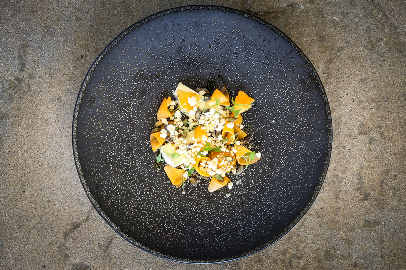 Cotehill blue, apricot & pumpkin seed recipe by Matt Gillan - 1