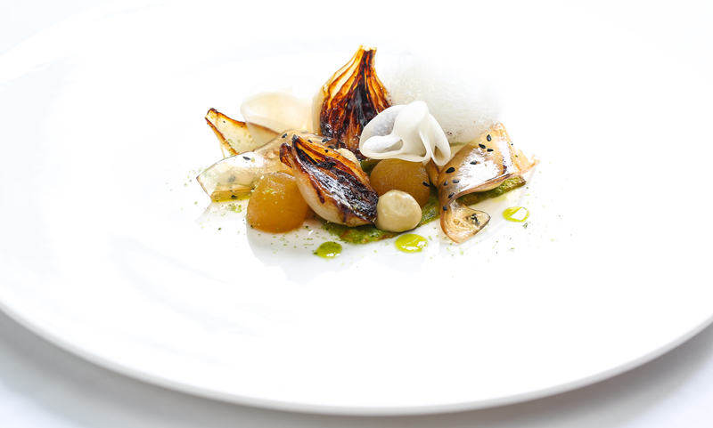 Onion, clove & apple photography by John Arandhara-Blackwell