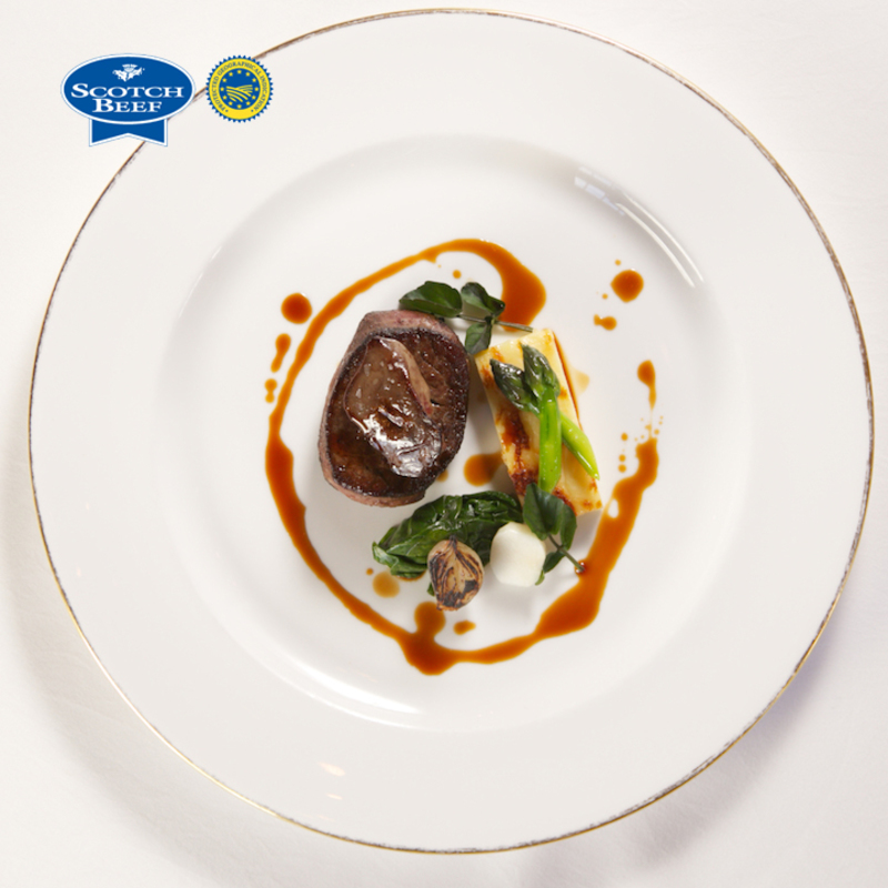 Fillet of Aged Scotch Beef by Tyron Ellul