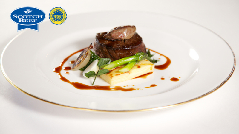 Fillet of Aged Scotch Beef by Tyron Ellul - 1