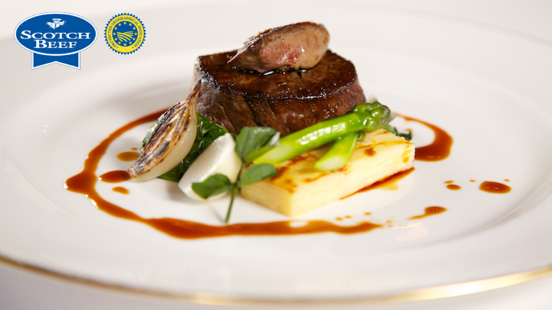 Fillet of Aged Scotch Beef by Tyron Ellul - 2