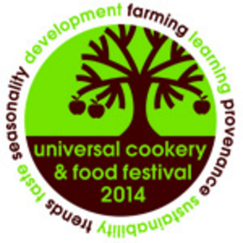 Universal Cookery and Food Festival 2014